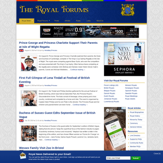 The Royal Forums -