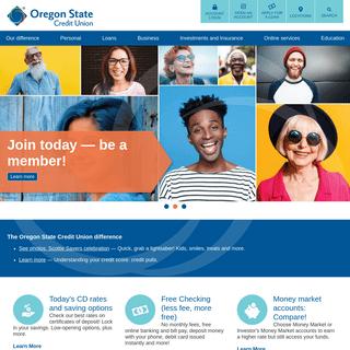 Oregon State Credit Union