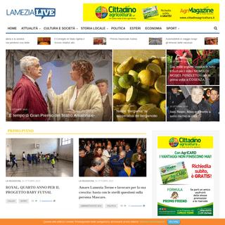 Lamezia Live - Quotidiano online della città di Lamezia Terme