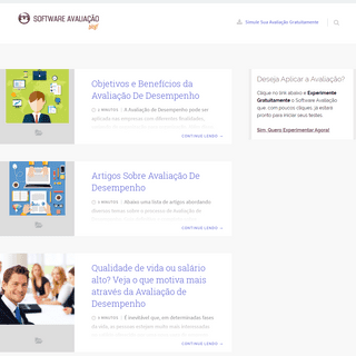 ArchiveBay.com - avaliacaodedesempenho.net - Avaliação de Dsempenho - Só mais um site WordPress