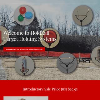 ArchiveBay.com - holdzalltargets.com - HoldZall Target Holding Systems