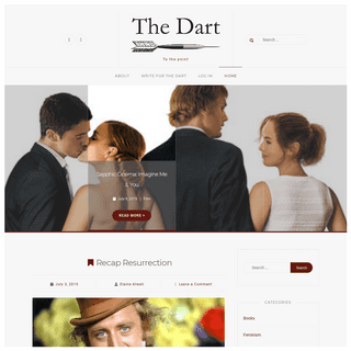 ArchiveBay.com - thedart.co - The Dart - To the point