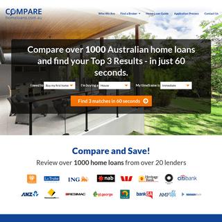 ArchiveBay.com - comparehomeloans.com.au - Rates Reveal - HomeLoan