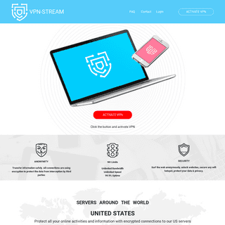VPN-Stream - Internet Security and Privacy