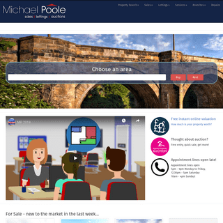ArchiveBay.com - michaelpoole.co.uk - Michael Poole Estate Agent selling and renting houses across Teesside