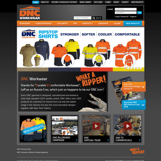 DNC Workwear - workwear, work wear, clothing, winter wear, polo shirts, corporate clothing - Home