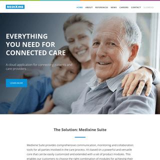 Medixine - Connected Health Care
