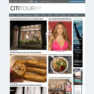 Cititour Travel Guide - New York City NYC