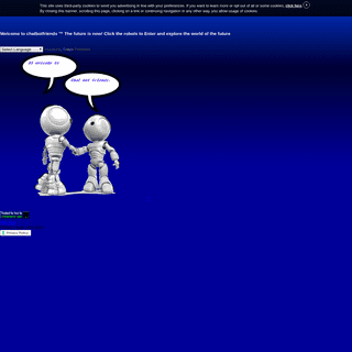 Chat Bot Friends