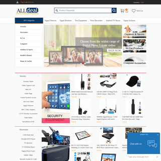 All Deal-Online Shopping for Digital Cameras,Mobile Phones,Signal Jammers at Unexpected Prices