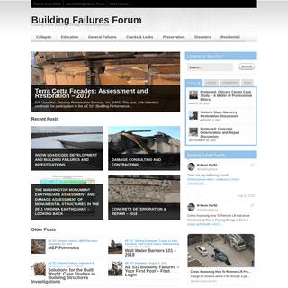 ArchiveBay.com - buildingfailures.com - Building Failures Forum