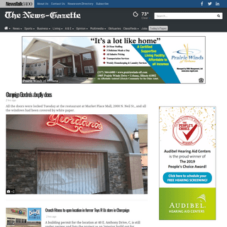 ArchiveBay.com - news-gazette.com - News-Gazette - Your Source for News and Advertising in East Central Illinois