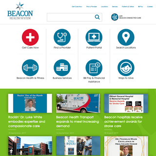Beacon Health System - Convenient and Close to Home