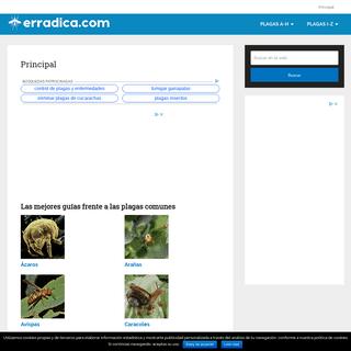 ArchiveBay.com - erradica.com - Principal - Erradica.com