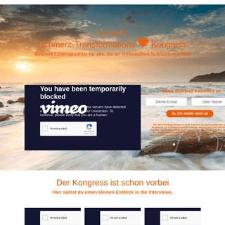 schmerztransformations-kongress.de – Just another WordPress site