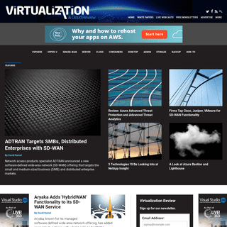 Home -- Virtualization Review