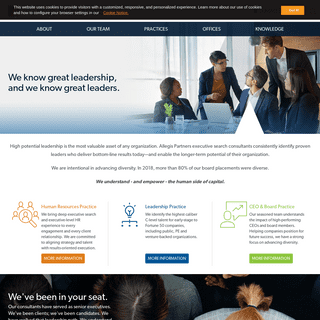 Allegis Partners - Global Executive Search Firm