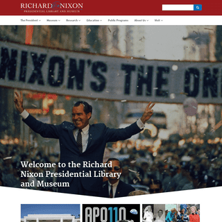 Richard Nixon Presidential Library and Museum - Richard Nixon Museum and Library
