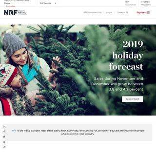 NRF - Voice of Retail