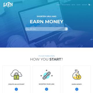 Shorten Links and Earn - Best Paying URL Shortener Service