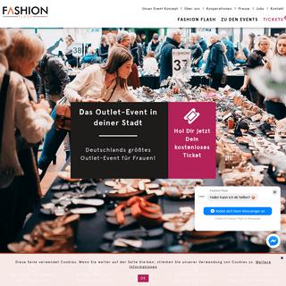 ArchiveBay.com - fashion-flash.de - Fashion Flash - Das Outlet-Event in deiner Stadt