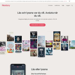 Ljudböcker & E-böcker - Lyssna & läs gratis i mobilen