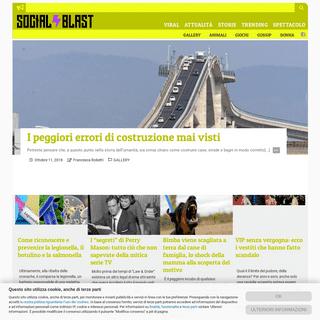 Social Blast - News Get Viral
