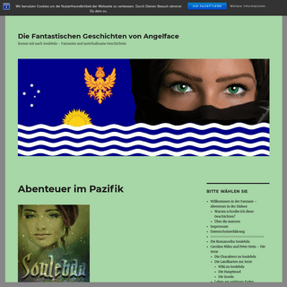 Abenteuer im Pazifik - Die Fantastischen Geschichten von Angelface