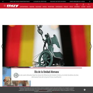 MuyHistoria.es. Artículos, imágenes, vídeos y curiosidades en Muy Historia España