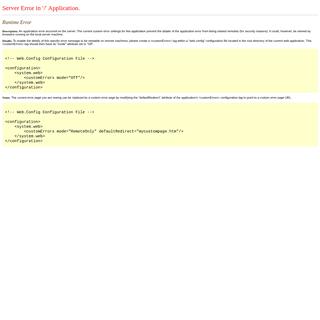 ArchiveBay.com - stauer.com - Runtime Error