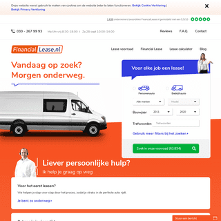 ArchiveBay.com - financiallease.nl - Ruimte om te ondernemen - FinancialLease.nl