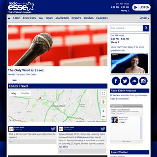 ArchiveBay.com - radioessex.com - Radio Essex - The Hit Music Channel