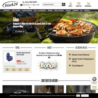 Wark24 - Ihr kompetenter Partner für Küche und Haushalt