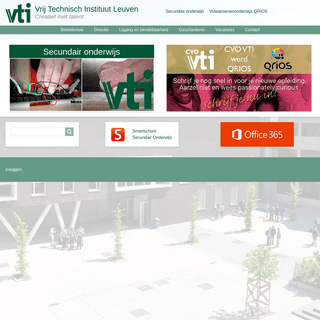 ArchiveBay.com - vti-leuven.be - Start - Vrij Technisch Instituut Leuven