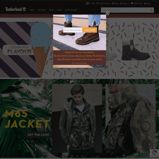 Timberland South Africa - Footwear - Apparel - Accessories - Timberland