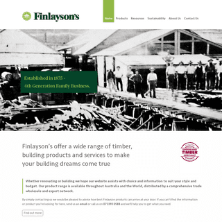 Finlayson Timber and Hardware