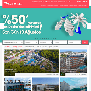 ArchiveBay.com - tatilvitrini.com - Tatil Vitrini.com - Ucuz Tatil - Otel - Erken Rezervasyon