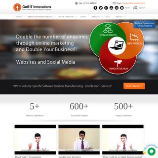 Web Design Company Dubai - Websites Designers and Developers Abu Dhabi - Dubai - Sharjah
