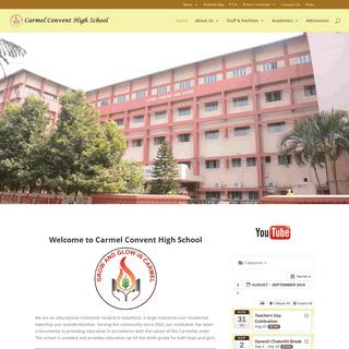 Carmel Convent High School -