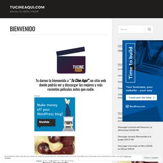 TuCineAqui.COM – Películas Por MEGA y ONLINE