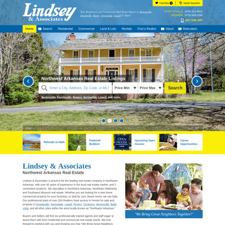 Lindsey & Associates - Northwest Arkansas Real Estate