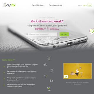 Cep Telefonu ve Tablet Servisi - Cepfix.com