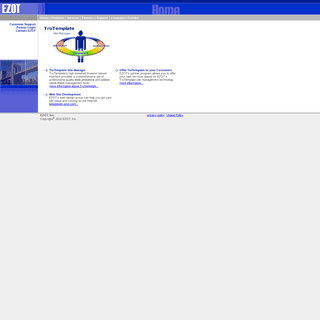 ArchiveBay.com - bizsiteservice.com - EZOT- Solutions and services for a Web-based world