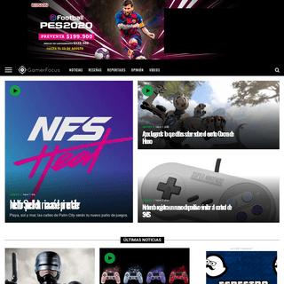 GamerFocus • Videojuegos, noticias y reseñas para videojugadores