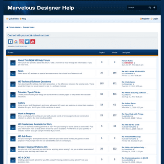 Marvelous Designer Help - Forum Index