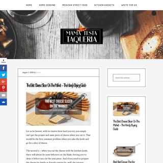 ArchiveBay.com - mamatestataqueria.com - Feel Mexican Cuisine Through Your Taste – Mama Testa Taqueria