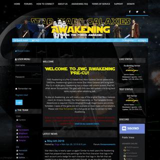 SWG Awakening - Portal