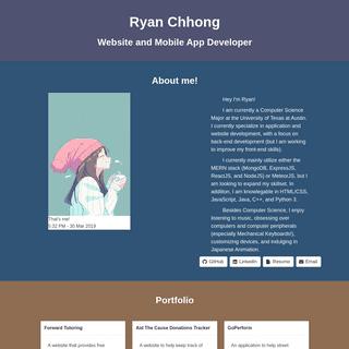 ArchiveBay.com - infernalhydra.github.io - Ryan's Website