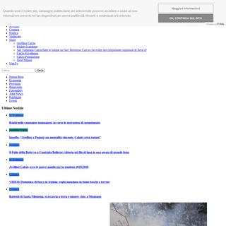 Irpinianews.it - Il primo sito d'informazione nella provincia di Avellino