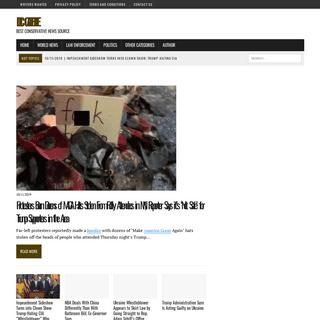 Dc Gazette ⋆ Best Conservative News Source